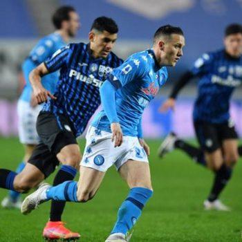Atalanta schlägt Napoli spektakulär in einem dramatischen Spiel