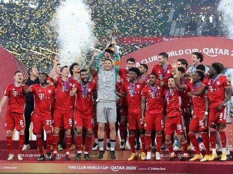 Bayern wird neuer Vereinsweltmeister