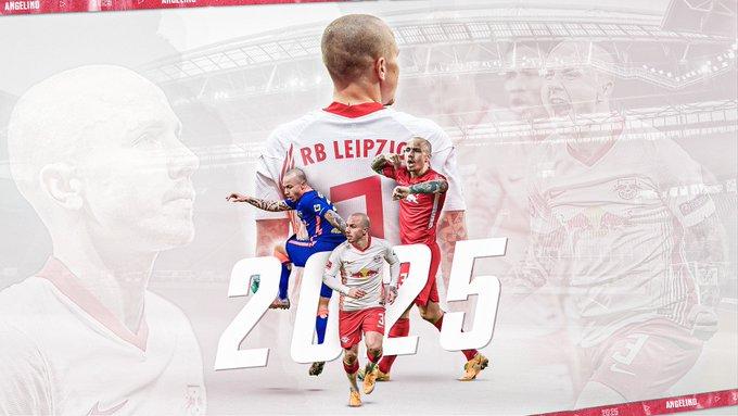 Fußballverein Leipzig hat Angelinho von Manchester City gekauft