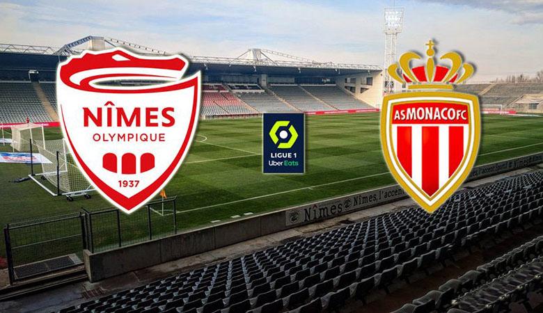 Nimes-Monaco: Vorhersage 7. Februar 2021
