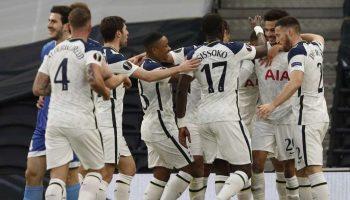 Europa League. Tottenham schlug Wolfsberg erneut und zog in die nächste Runde ein
