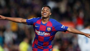 Ansu Fathi als bester junger Fußballer der Welt ausgezeichnet