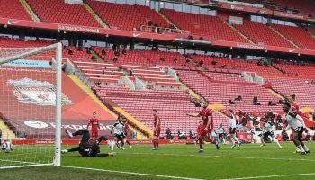 Es ist ein Desaster: Liverpool verliert zum sechsten Mal in Folge zu Hause.