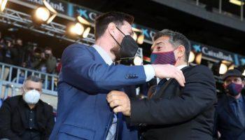 Barcelona will Messi einen Vertrag auf Lebenszeit anbieten