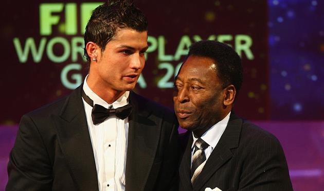 Pele: Cristiano, herzlichen Glückwunsch, dass du meinen Rekord gebrochen hast