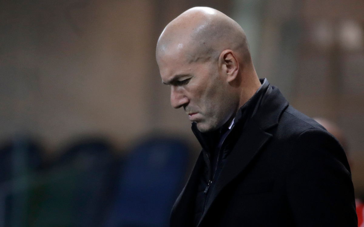Real riss eine vier Spiele andauernde Siegesserie in der spanischen Meisterschaft