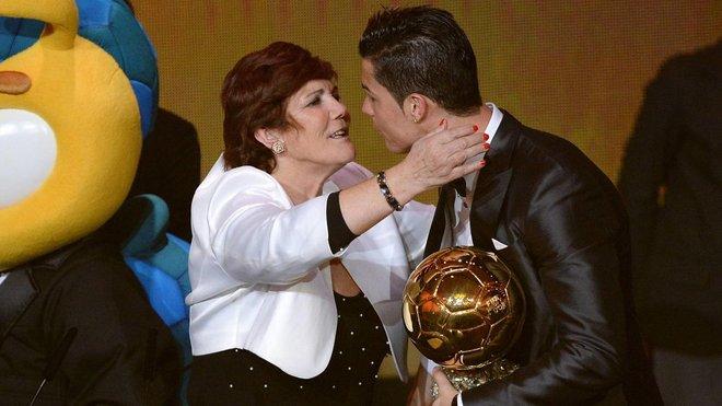 Ronaldo hat einen nahen Verwandten verloren