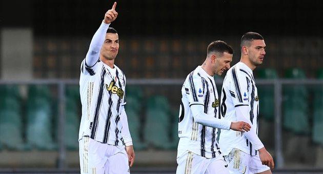 Cristiano Ronaldo wird Torschützenkönig der Fußballgeschichte